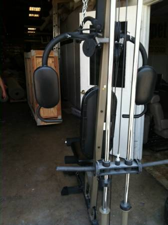 TSA HOME GYM ASKING $400 OBO ALL IN ONE WORKOUT (SOUTH WEST HOUSTON)