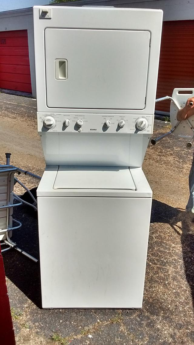 Samsung Washer And Dryer Combo $200, like new Kenmore washer and dryer combo : household ...