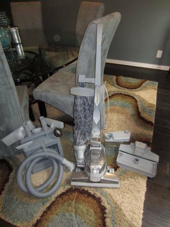 KIRBY ULTIMATE G DIAMOND SERIES MICRO MAGIC VACUUM CLEANER SHAMPOOER - $225 (NW HOU)