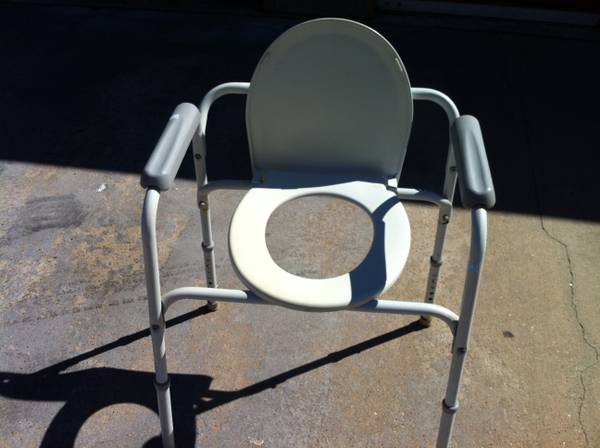 handicap toilet seat chair - $20 (Tomball or cypress)