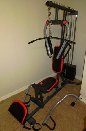 Weider Pro 4300 Home Gym - $200 (Humble, Atascocita)