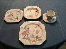 span classstarspan  Mikasa Silk Flowers Set China Dinnerware Dishes Tableware F3003 - $650 (Kingwood)
