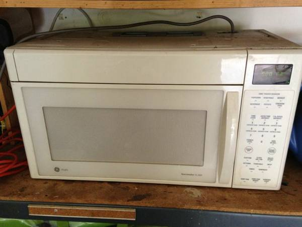 GE Profile Spacemaker XL Microwave - $75 (The Woodlands)