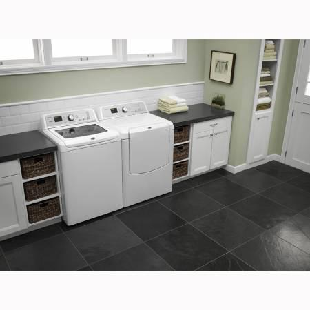 $675, Bravos XL 4.5-cu ft High-Efficiency Top-Load Washer White ENERGY STAR
