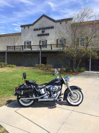 15 992  2013 Harley-Davidson Heritage Softail Classic