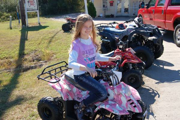 Cvt Transmission Repair Houston >> 110cc Youth ATV Coolster Hawk NEW with Warranty All Colors FINANCING - $560 (Alvin Houston ...