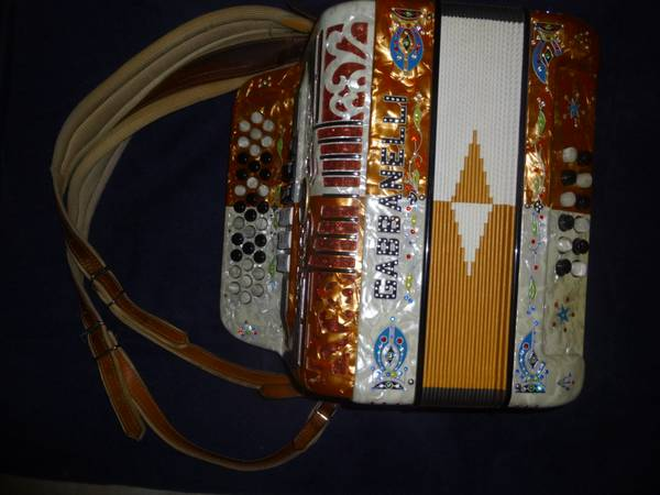 Accordion-Gabanelli - $2900 (Tomball, TX)
