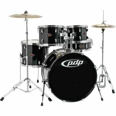 PDP Z5 drum set Shel Pack - x0024200 (Baytown)