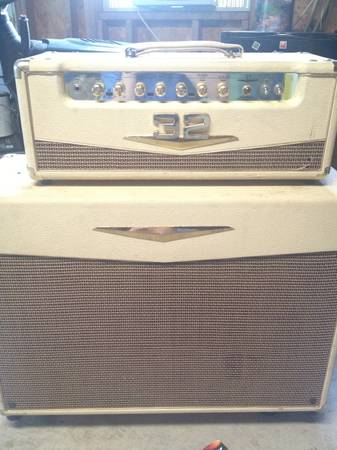 Crate Palomino V32 Head and 212 Cab - $600 (Dickinson)