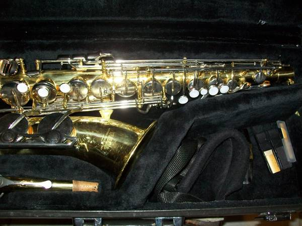 YAMAHA ALTO SAX YAS 23 - EXCELLENT Cond. - $425 (Tomball and surrounding areas)