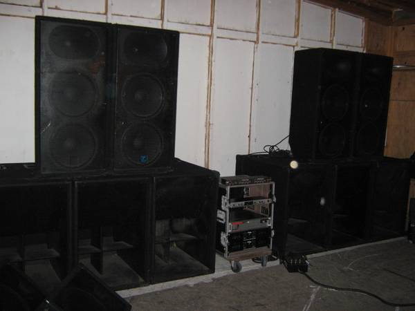 KILLER PA , SONIDO  THIS IS IT   - $9500 (KINGSVILLE )