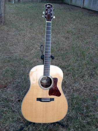 Collings CJ Acoustic Guitar - x00243200 (Spring)