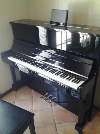 Boehler and Cbell Upright Piano - $2500 (houston tx)
