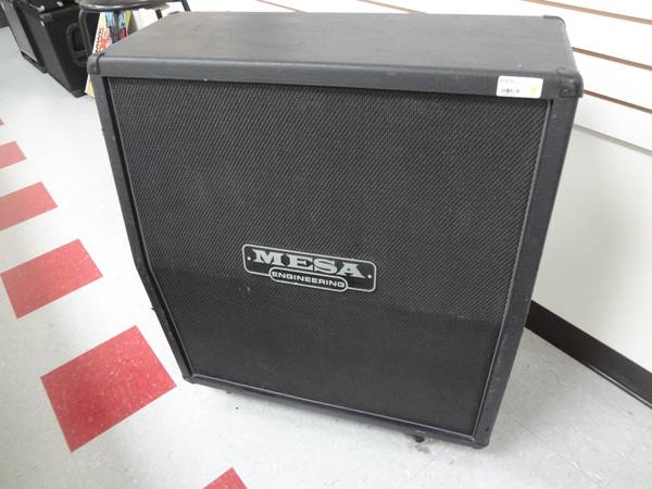 MESA 4X12 4FB Guitar Cabinet - $680 (houston tx)