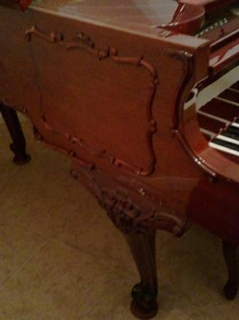 Georgeous Schafer Sons Cherrywood Baby Grand Piano - $8000 (The Woodlands)