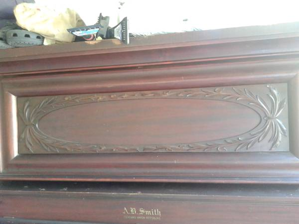 Upright Piano - $600 (Spring)
