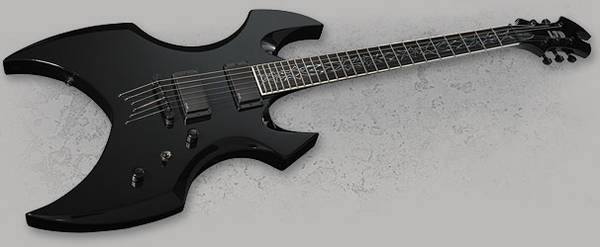 ESP LTD AX-250 Guitar WFitted ESP HSC (reduced for quick sell) - $385 (Houston)
