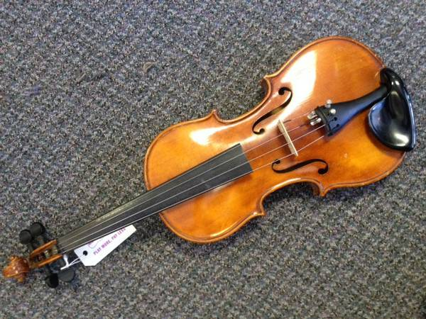 Fritz Otto Kaiser Violin - $199 (Houston)