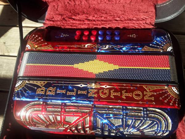 accordion gabbanelli brilingtton - $3100 (indianapolis)