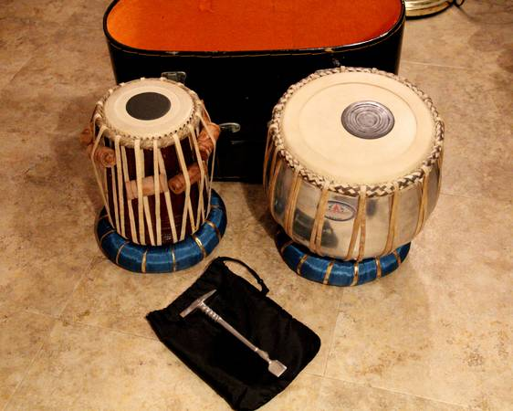 Indian Tabla Drum -REDUCED to 125 - $125 (Humble)