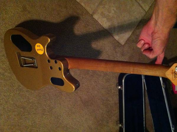 98 Peavey Wolfgang Special Gold Top - $600 (West Houston)