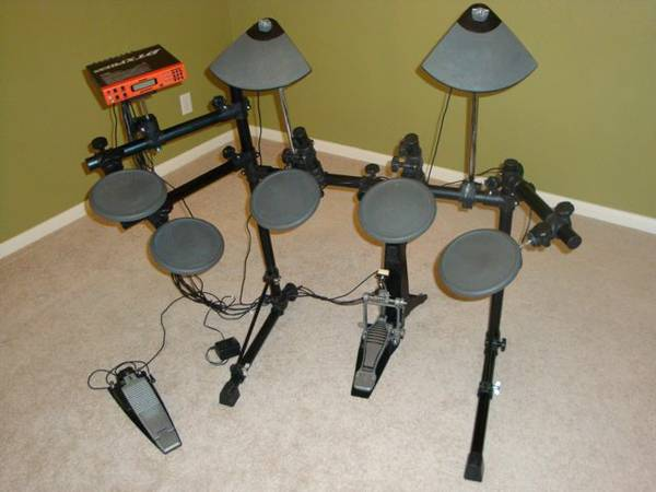 Yamaha DTXpress Electronic Drums Set - $500 (Katy or West Houston)