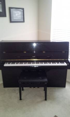 Conover Cable upright Piano - $2000 (Cypress)