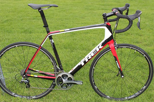 2013 Trek Madone 7 Series Dura Ace Project One 60cm Carbon Road Bike $2000