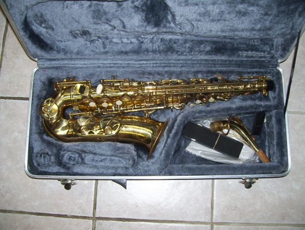 Alto Saxophone - $125 (Houston)