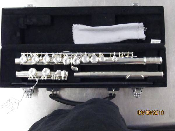 Yamaha Silver Flute 221 wcase - $300 (Webster)