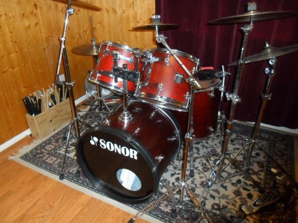 Sonar Kit with Cymbals Accessories (Comple and ready to GIG) - $1500 (cy-fair, tx)
