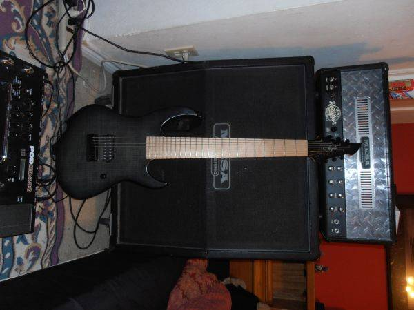 Agile 8 String Intrepid - $350 (webster)