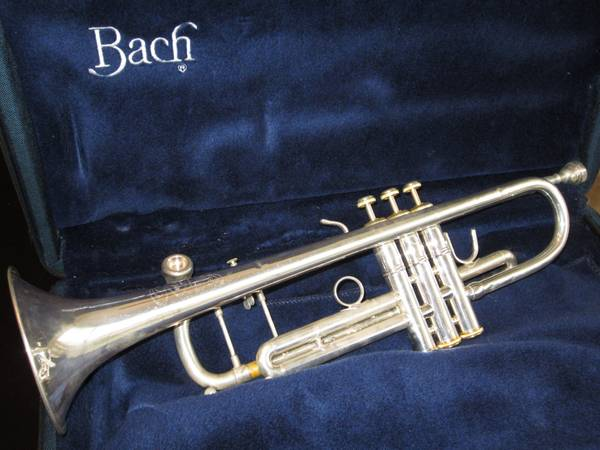 Bach Omega Trumpet for Sale - $400 (Clear Lake)