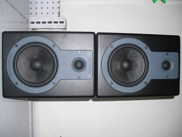 m-audio BX5A - $179 (HOUSTON)