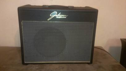 Johnson JT50 mirage guitar .  - $200 (manvel)