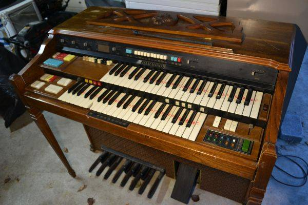 Hammond Organ Model 144115 - $250 (Sugar Land)