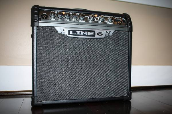 Line 6 Spider III 15-Watt Guitar Combo Amplifier - $65 (Heights)