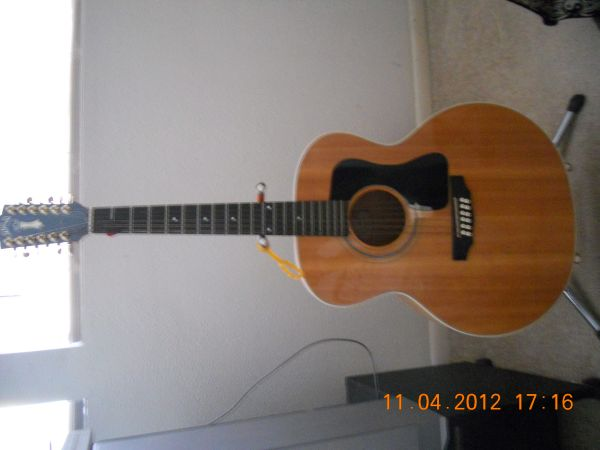 Guild 12 String Acoustic-Electric - $1075 (Waller TX)