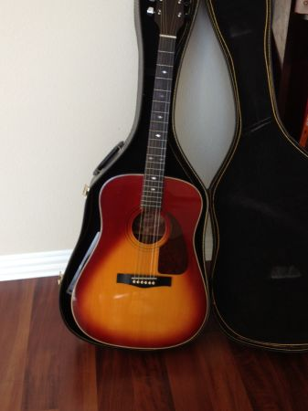 Beautiful Fender Acoustic Guitar for SaleTrade - $250 (Cypress)