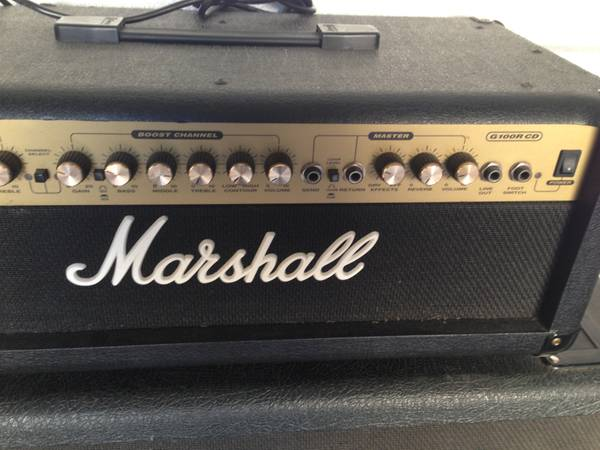 Marshall G100RCD - $150 (North houston)