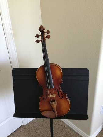 Violin Full size WCase, Bow, Rosin - $740 (Galleria)