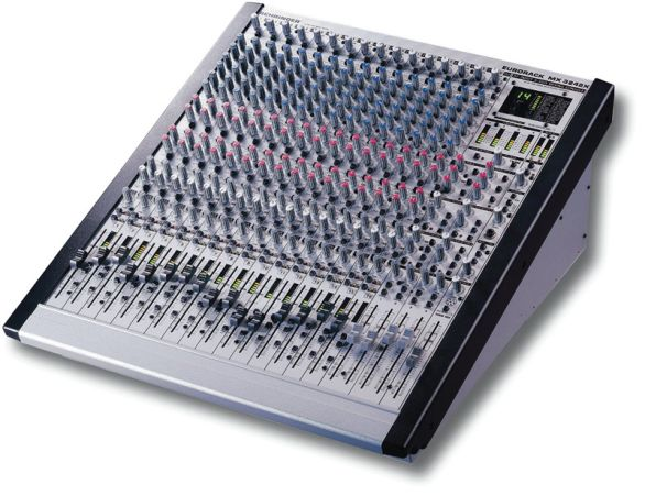GREAT DEAL  Behringer Eurorack MX3242X Mixer - $1 (Houston)