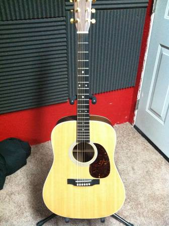 Martin MMV Acoustic Guitar - $1100 (Friendswood)