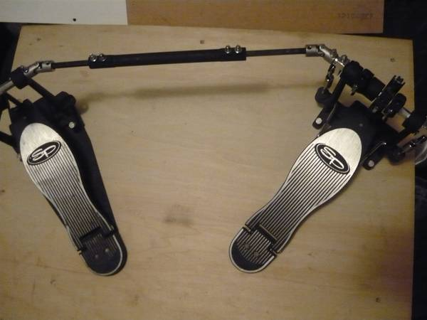 Sound Percussion double bass pedal - $80 (Webster)