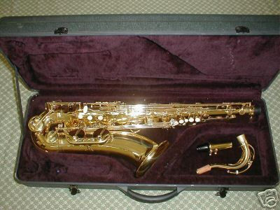 saxophone - $215 (Houston)