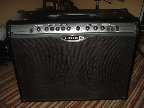 Line 6 Spider II dual 12 150 watts - $175 (NW Houston )