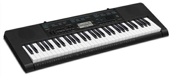 Keyboard - Casio CTK-2080 - $49 (Houston)