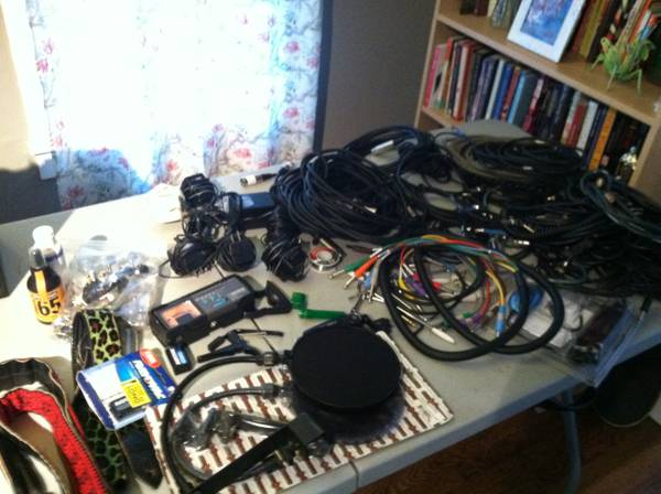Gear Garages Sale Some Stuff Still Left (Montrose)