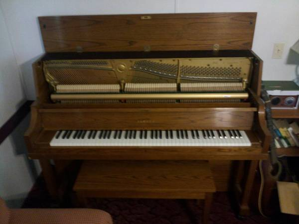 1993 YAMAHA P22 Upright Piano Excellent Condition - $1800 (Conroe)
