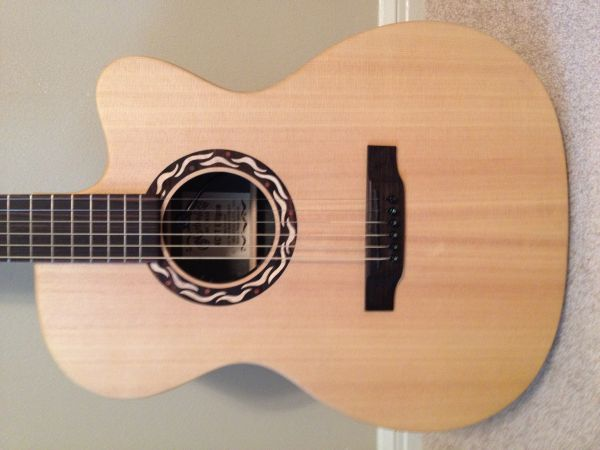 Martin XC1T Ellipse Acoustic-Elect8203ric Guitar - $650 (Meyerland)